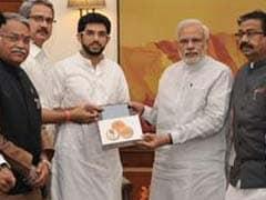 Yuva Sena Chief Aditya Thackeray Invites PM Modi to Visit Mumbai Civic Schools