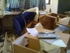 Pondicherry University Professor Manhandled, Office Ransacked Amid Protests