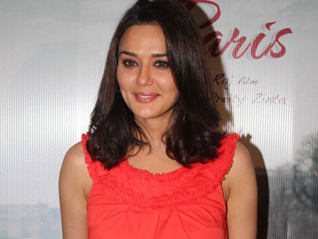 Preity Zinta 'Shocked' by These Reports About Her IPL Team