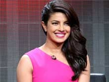 Why Priyanka Chopra Isn't Missing Indian Food on Quantico Sets