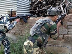 2 Lashkar-e-Taiba Terrorists Killed in Encounter at Pulwama in Kashmir