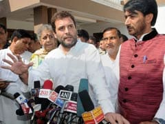 No 'Leniency' for Congress Leaders Damaging Party's Electoral Prospects: Rahul Gandhi