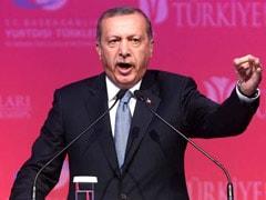 Recep Tayyip Erdogan Calls On US To Choose Between Turkey Or Syrian Kurds