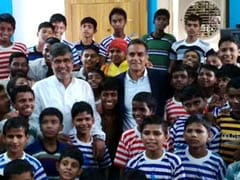 US Ambassador Richard Verma Hails Kailash Satyarthi for 'Path Breaking' Work