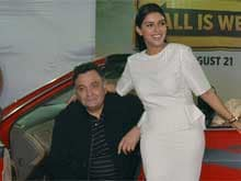 Rishi Kapoor to Asin on Wedding: Why Are You 'Sharma-oing'