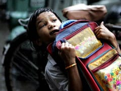 Haryana Government To Implement Pilot Scheme To Free Students From School Bags