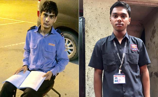 Meet the Two Security Guards Who are Giving Everyone Life Goals