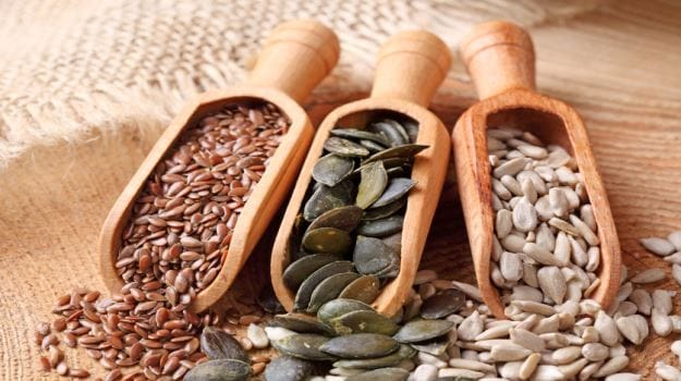 7 Power Packed Seeds for a Slimmer, Fitter and Healthier You