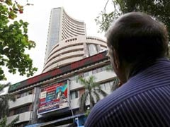 Sensex Slumps 284 Points On Profit-Taking, Global Weakness