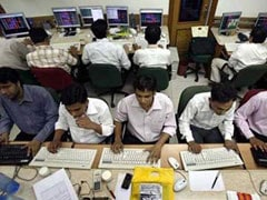 Sensex, Nifty Fall as China Data Reinforce Global Growth Fears