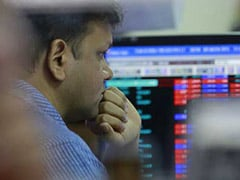 Sensex Choppy as Bihar Exit Polls Suggest No Clear Winner