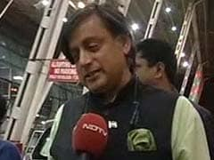 Never Disclosed Private Matters During My Service: Former Union Minister Shashi Tharoor