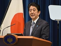 Japan's Shinzo Abe Urges China to Press Ahead With Structural Reform