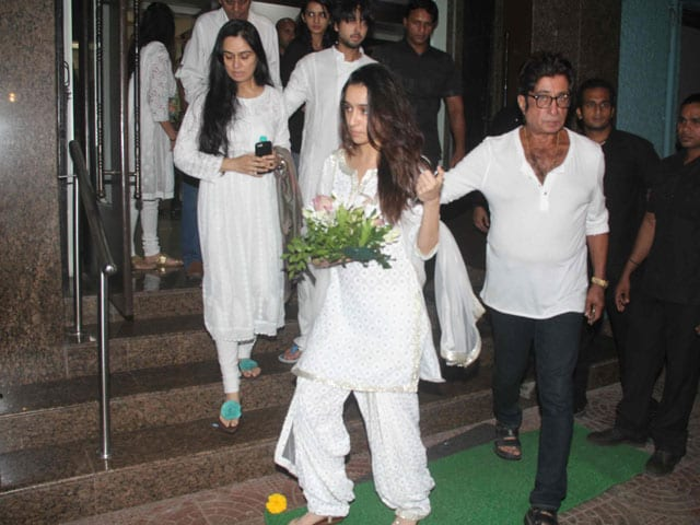 Shraddha Kapoor: Grandparents are Real Treasures of Our Lives