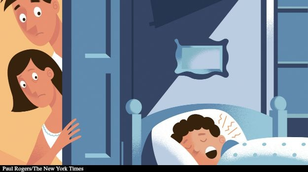 May Suffer From Teen Sleep 49