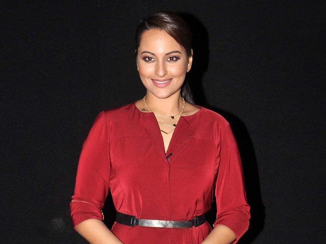 Sonakshi Sinha on the Big 'Ban' Theory and Playing Dawood's Sister