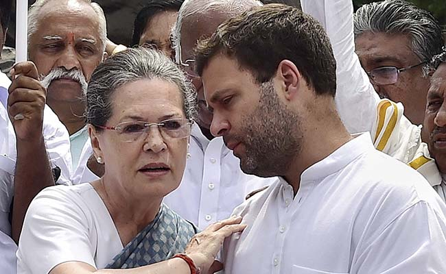 Sonia Gandhi, Rahul May Seek Exemption From Court Appearances: Report