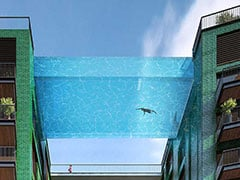 London Pool In The Sky Will Let You Swim Between Towers
