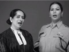 Transgenders Singing Jana Gana Mana Remind us What it Means to be Free