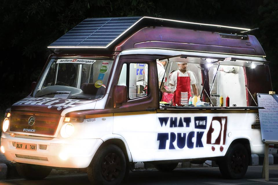 The hottest food trucks in delhi ncr right now ndtv food for Design food truck online