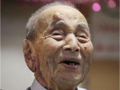 दुनिया के सबसे बुजुर्ग व्यक्ति का 112 साल की उम्र में निधन