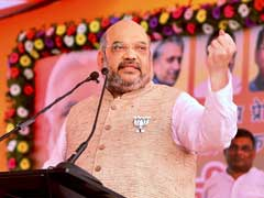 In Bihar Rally, Amit Shah's Controversial Comment on Army's Myanmar Strike