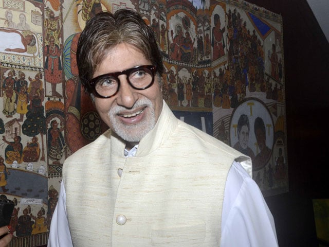 Amitabh Bachchan Writes About Ganpati Celebrations in Mumbai