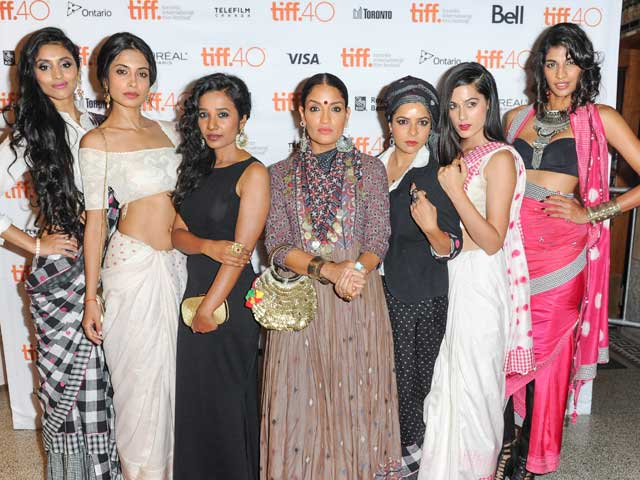 Angry Indian Goddesses Scores at Toronto Film Fest