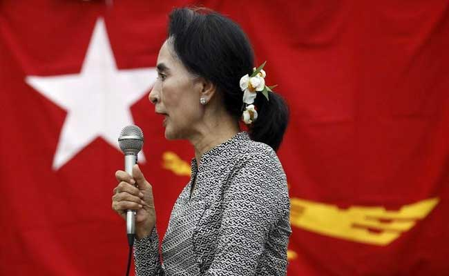 Thesis statement on aung san suu kyi