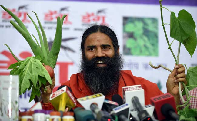 Ramdev to Hold 'Yog Shivirs' for BSF Troops in Delhi