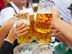 Top Brewers AB InBev, SABMiller Agree Mega Tie-Up