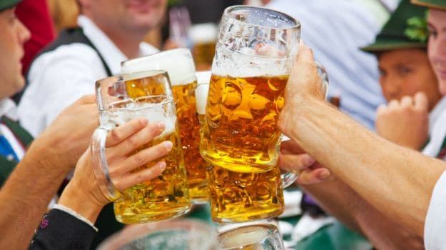 At Oktoberfest, People Buy More Beer When the Price Rises