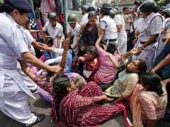 Human Rights Body Seeks Report on Action on Bengal Women Protesters