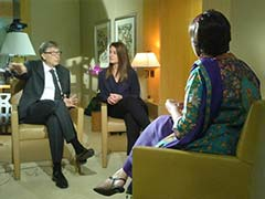 Exclusive: 'PM Modi's Energy Has Created Huge Expectations', Bill and Melinda Gates Tell NDTV