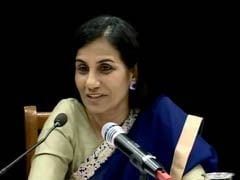 Banks Taking Strong Stance on Corporate Defaulters: Chanda Kochhar