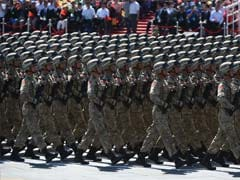 China Conducts Massive Military Drills In Xinjiang Region
