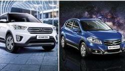 Comparison: Hyundai Creta vs Maruti Suzuki S-Cross