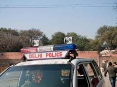 Girl, 5, Brother, 7, Crushed To Death By Bus On Way To School In South Delhi