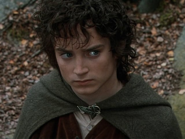 Frodo Baggins Not Some...