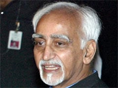 Vice-President Hamid Ansari To Arrive In Kerala On 3-Day Visit
