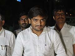 Hardik Patel Sedition Case: High Court Issues Notice to Government, Police