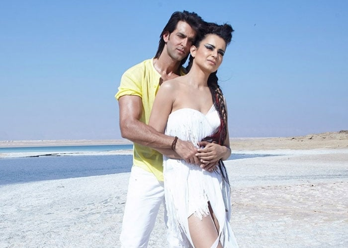 Hrithik Roshan, Kangana Ranaut Insist They Aren't Dating