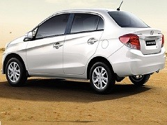 New Honda Amaze to Be Launched in India Today