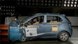 Made-in-India Hyundai Grand i10 Gets Zero Star Rating by Latin NCAP
