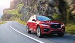 Jaguar F-Pace Officially Arrives In India; Prices Start At 68.40 Lakh