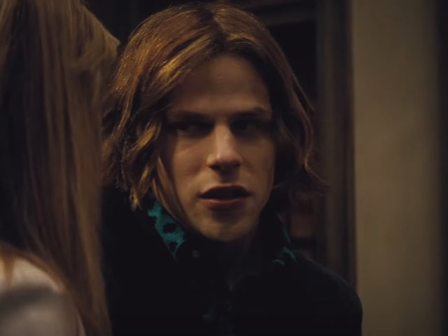 Jesse Eisenberg: Batman V Superman Not Cartoonish Superhero Film ... Jesse Eisenberg