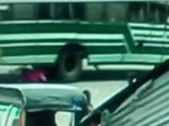 Woman Survives Fall Through Bus Floor in Kerala