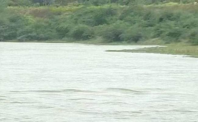 Godavari, Krishna Rivers Formally Linked in Andhra Pradesh