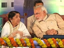 'God Bless You', Tweets Lata 'Didi' to PM Modi on Birthday