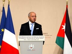 Russia Must Verify Syria Targets, Says France